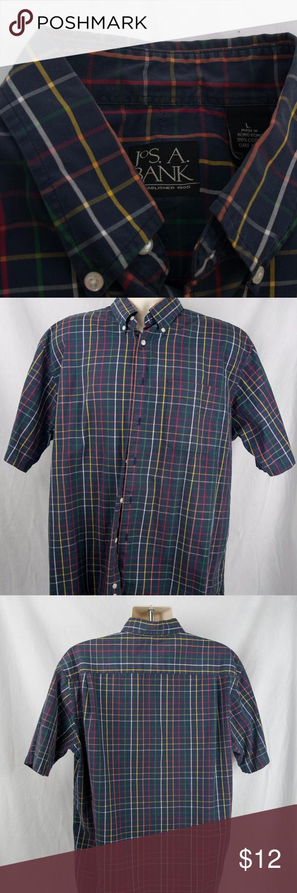 Jos. A. Bank shirt Good condition Jos. A. Bank Shirts