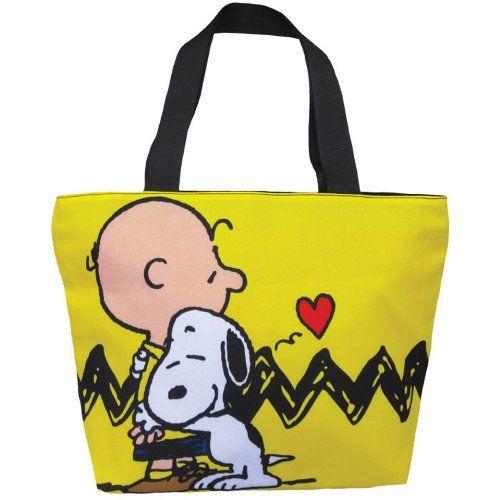 Snoopy Beagle Hug Small Pouch