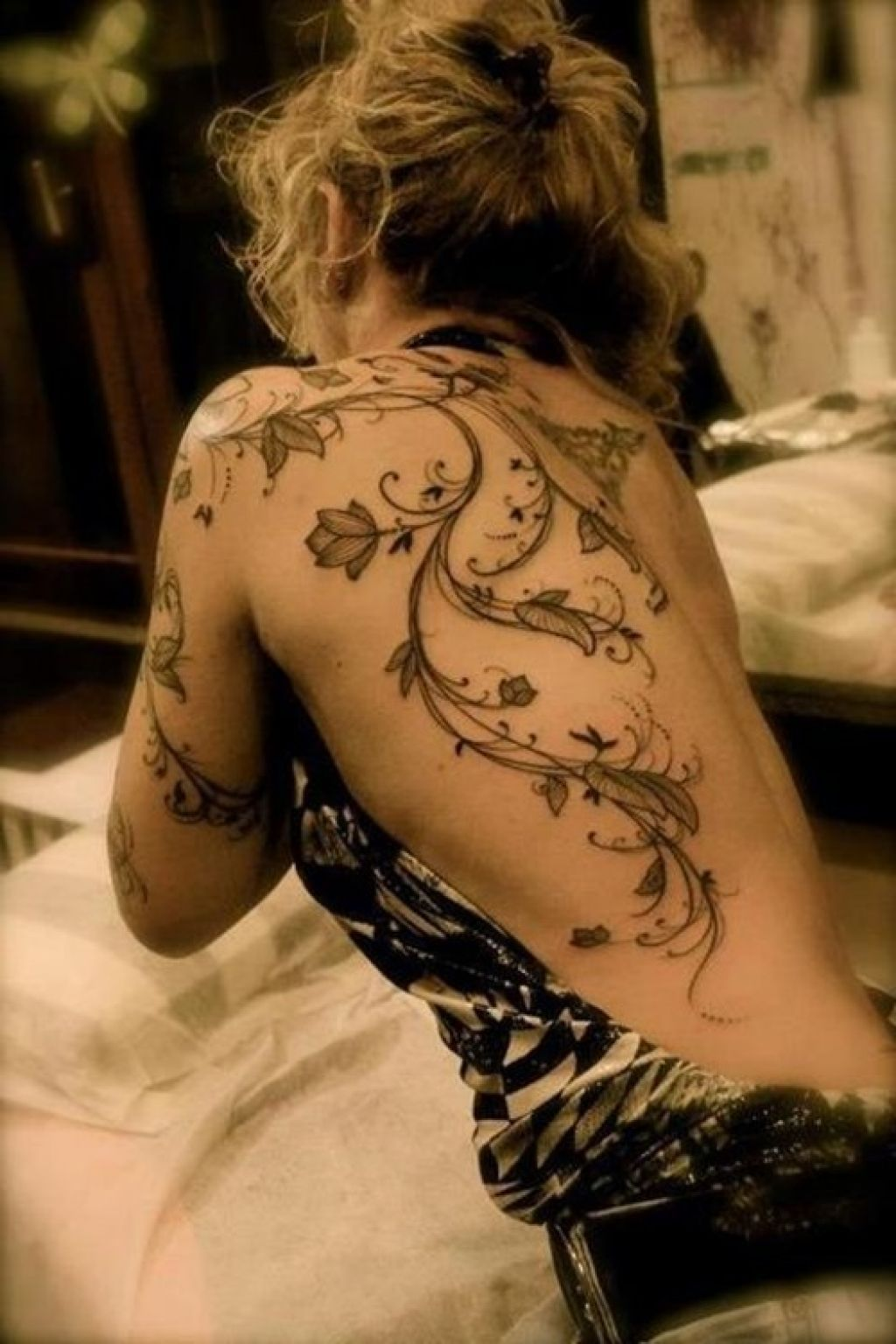 Flower Tattoos for Female TATTOO DESIGN PICTURES tattoo