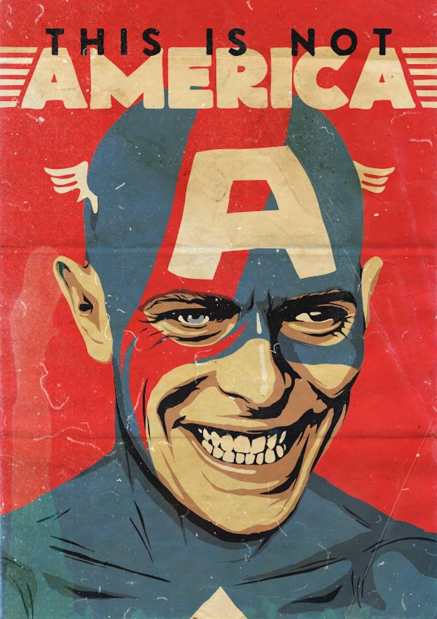 David Bowie Pop Culture Posters David Bowie Art Bowie Art Pop Art