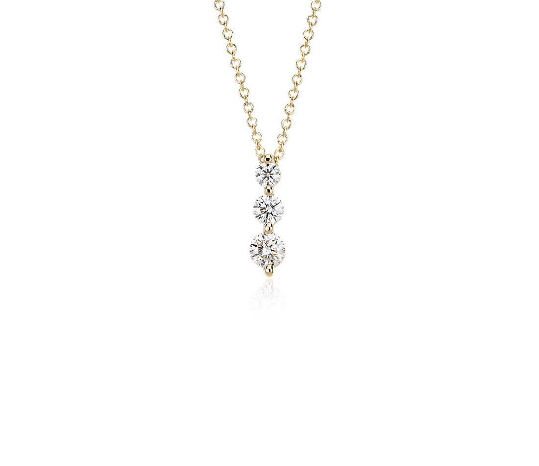 style jwl triangle index item number in yellow diamond three details gold pendant