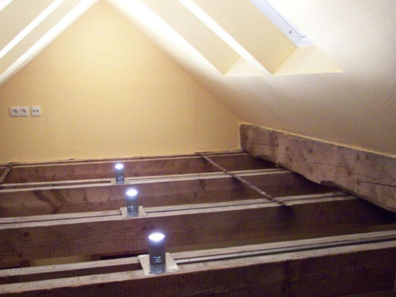 Photo of Roof beam lighting – building instructions to build yourself – 1-2-do.com – your home …