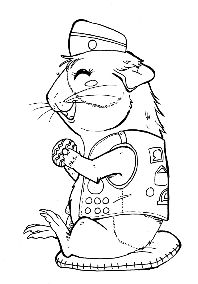 Girl Scout Cookie Coloring Pages | Coloring Pages | Girl Scout ...