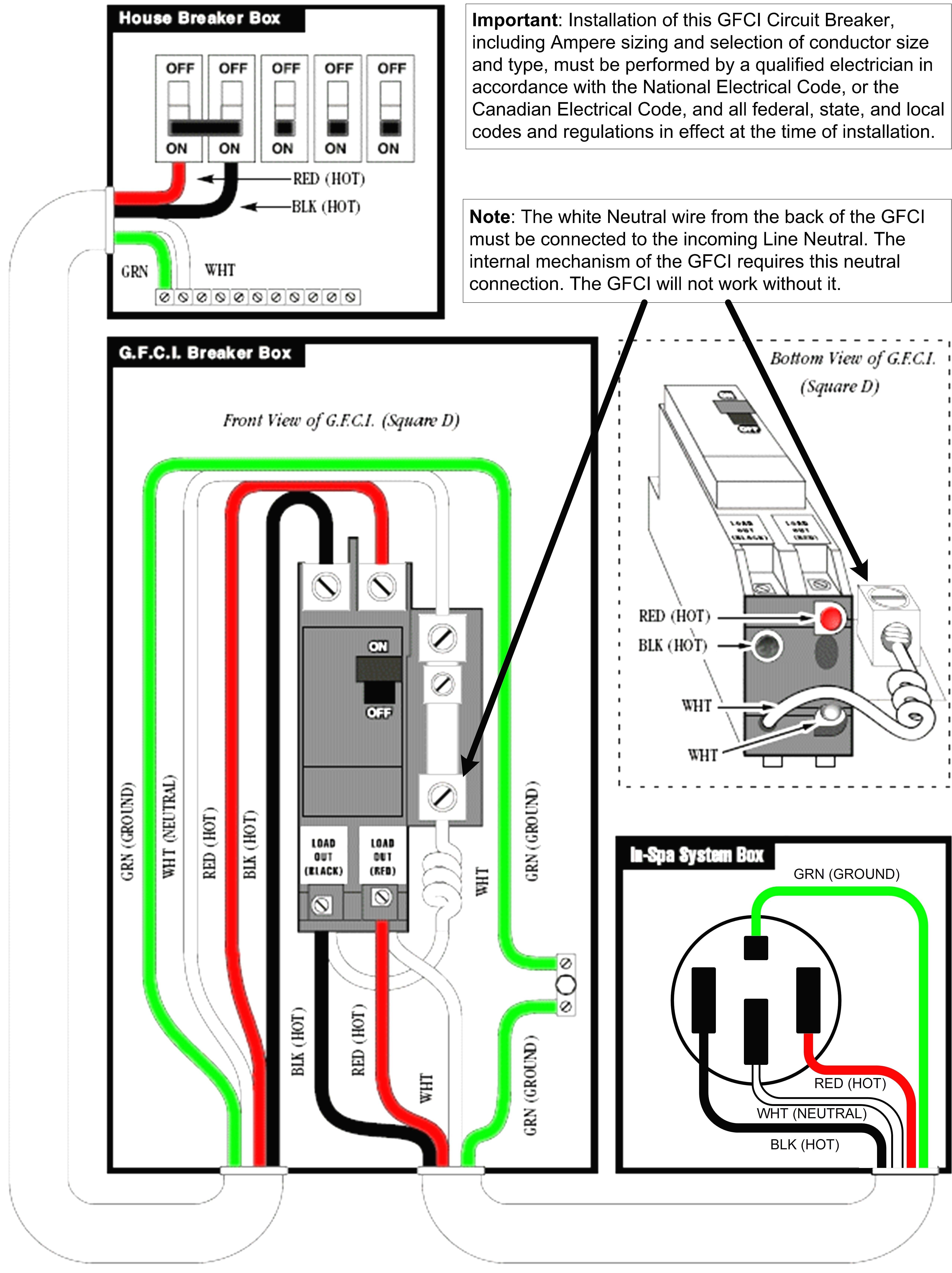 small resolution of new gfci wiring diagram for hot tub diagram diagramsample diagramtemplate wiringdiagram