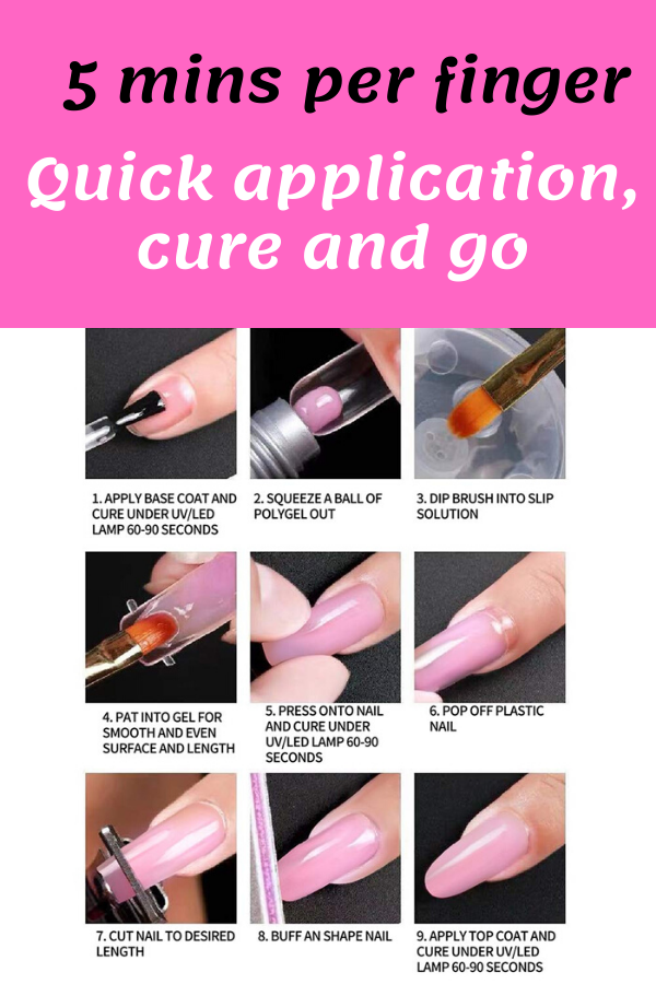 Pin On Nails Care