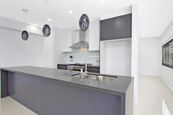 Granny Flat Builders Sydney modern  kitchen finish 1