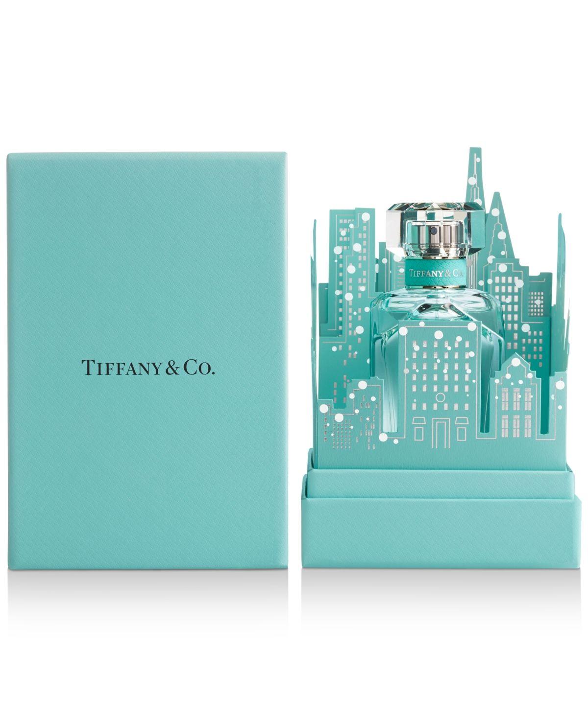 Tiffany Co Limited Edition Tiffany Eau De Parfum 2 5 Oz Tiffany Co Perfume Box Eau De Parfum
