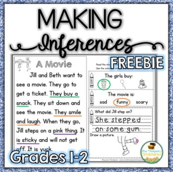 It's never too early to get your students interacting with the text they are reading. Help your students become more confident readers with this fun and interactive passage, perfect for helping students build fluency, make inferences, and improve reading comprehension, laying a great foundation for