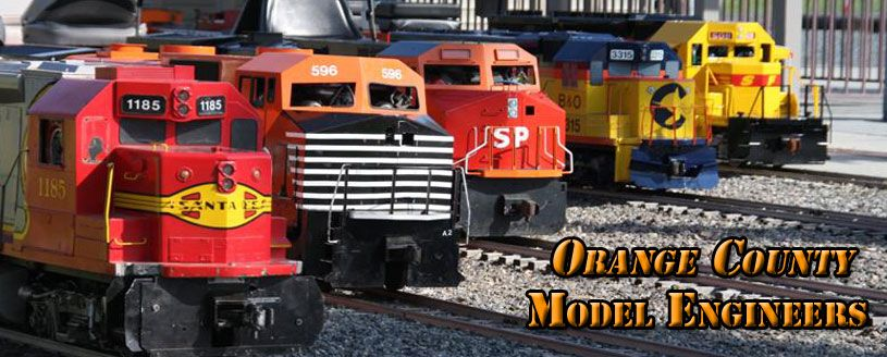 Orange County Model Engineers In Costa Mesa Ca Public Ride Days Are On The 3rd Saturday And Sunday Homeschool Field Trips Kids Things To Do Kids Adventure