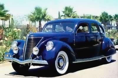 1936 1948 Lincoln Zephyr Lincoln Zephyr Lincoln Cars Lincoln Motor