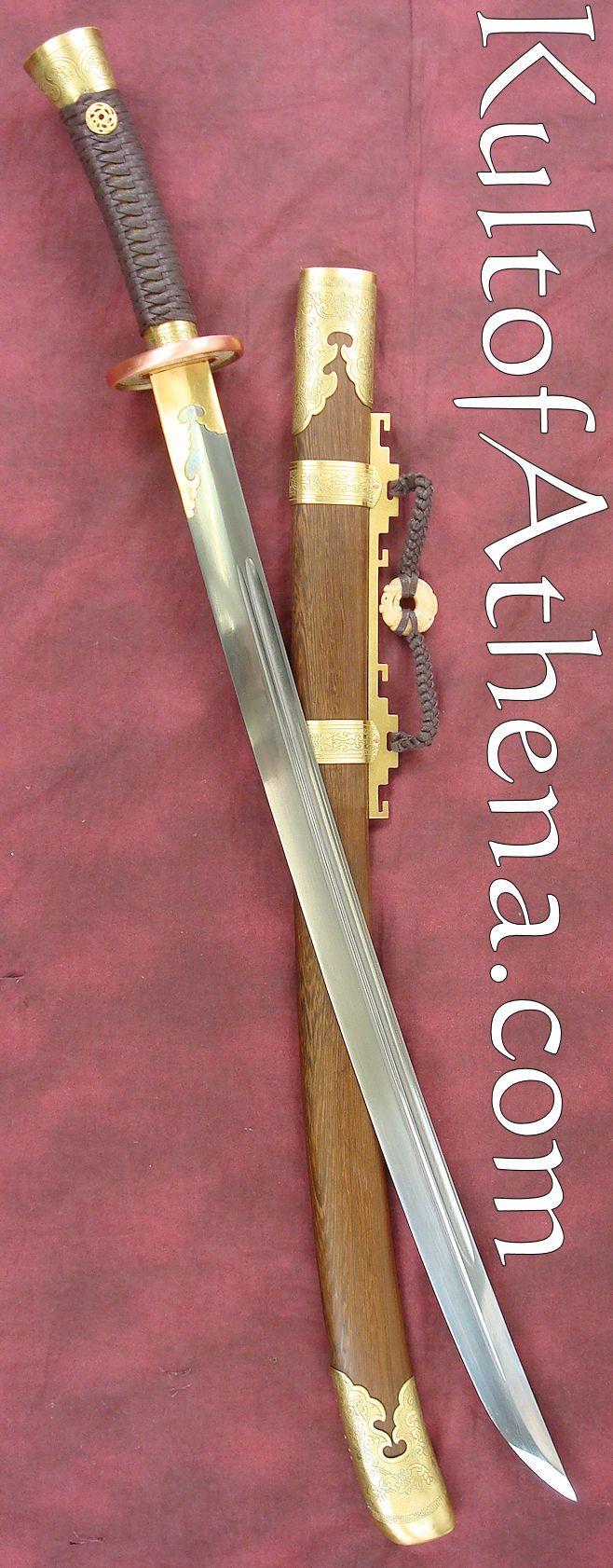 Yanmaodao Sword