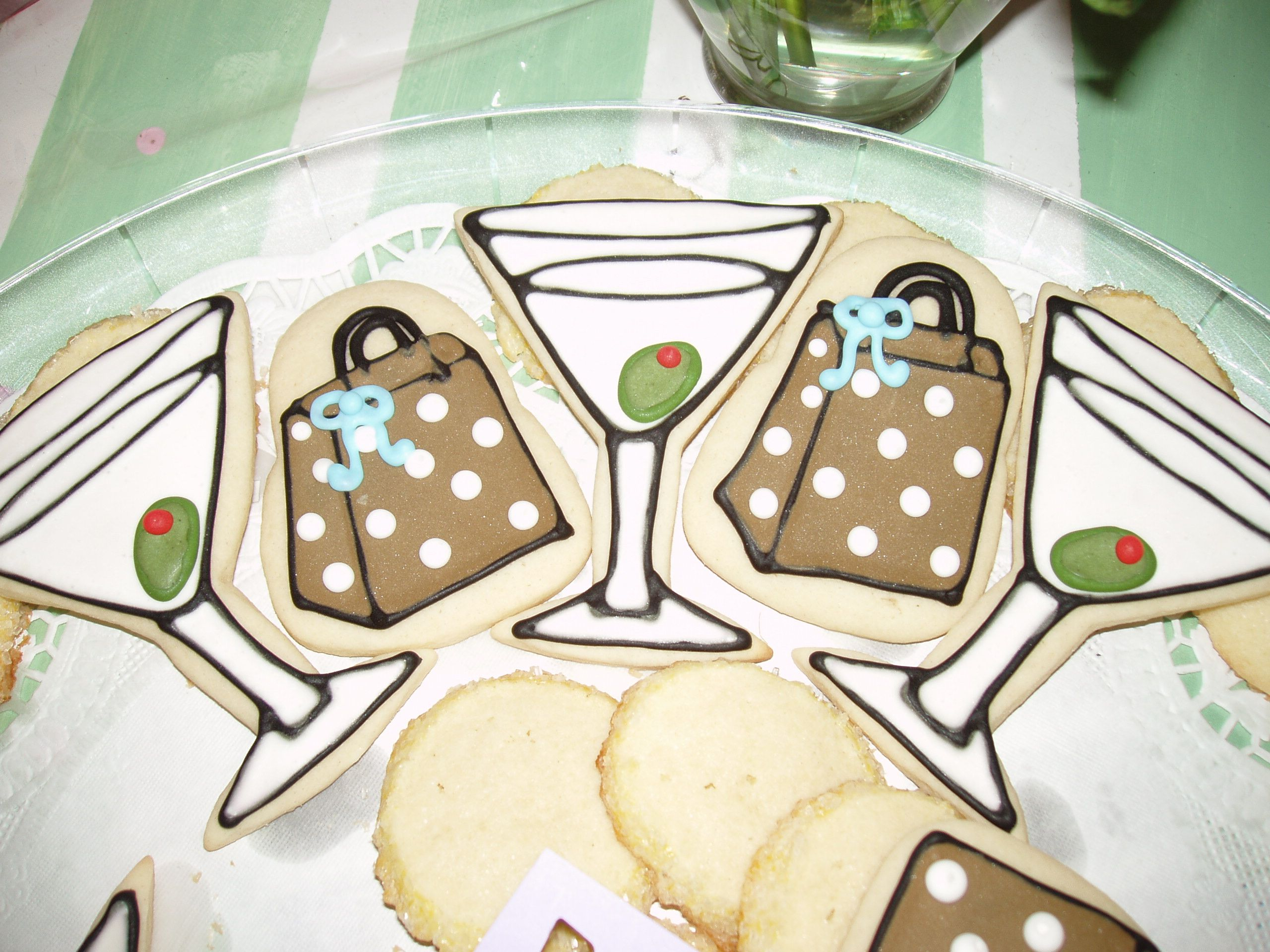 Sip & Shop for Cystic Fibrosis cookies