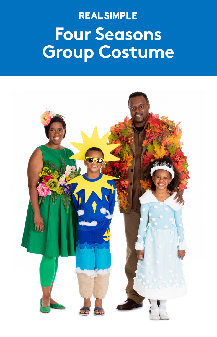 4 Seasons Group group halloween costumes (with images) | group halloween