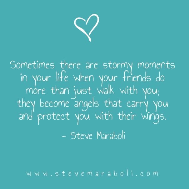 Thankful To Friends Quotes: Sometimes There Are Stormy Moments In Your Life When Your
