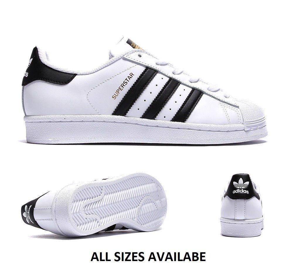 adidas superstars junior size 4