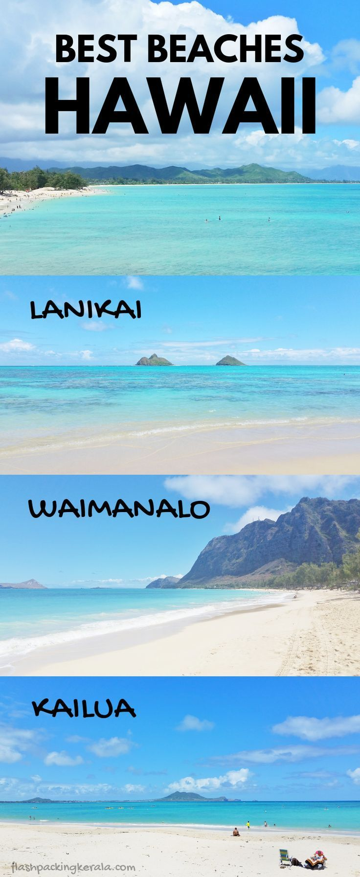 Best beaches on east Oahu, Hawaii :: Best free things to do in Oahu