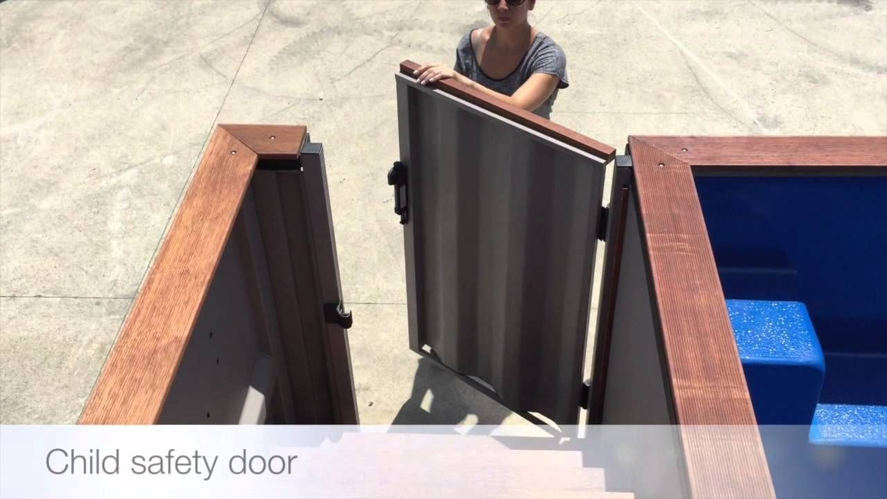 This Video Is About Robust Pools Shipping Container Pool Piscina De Contenedor Maritimo Piscina De Contenedores Piscinas