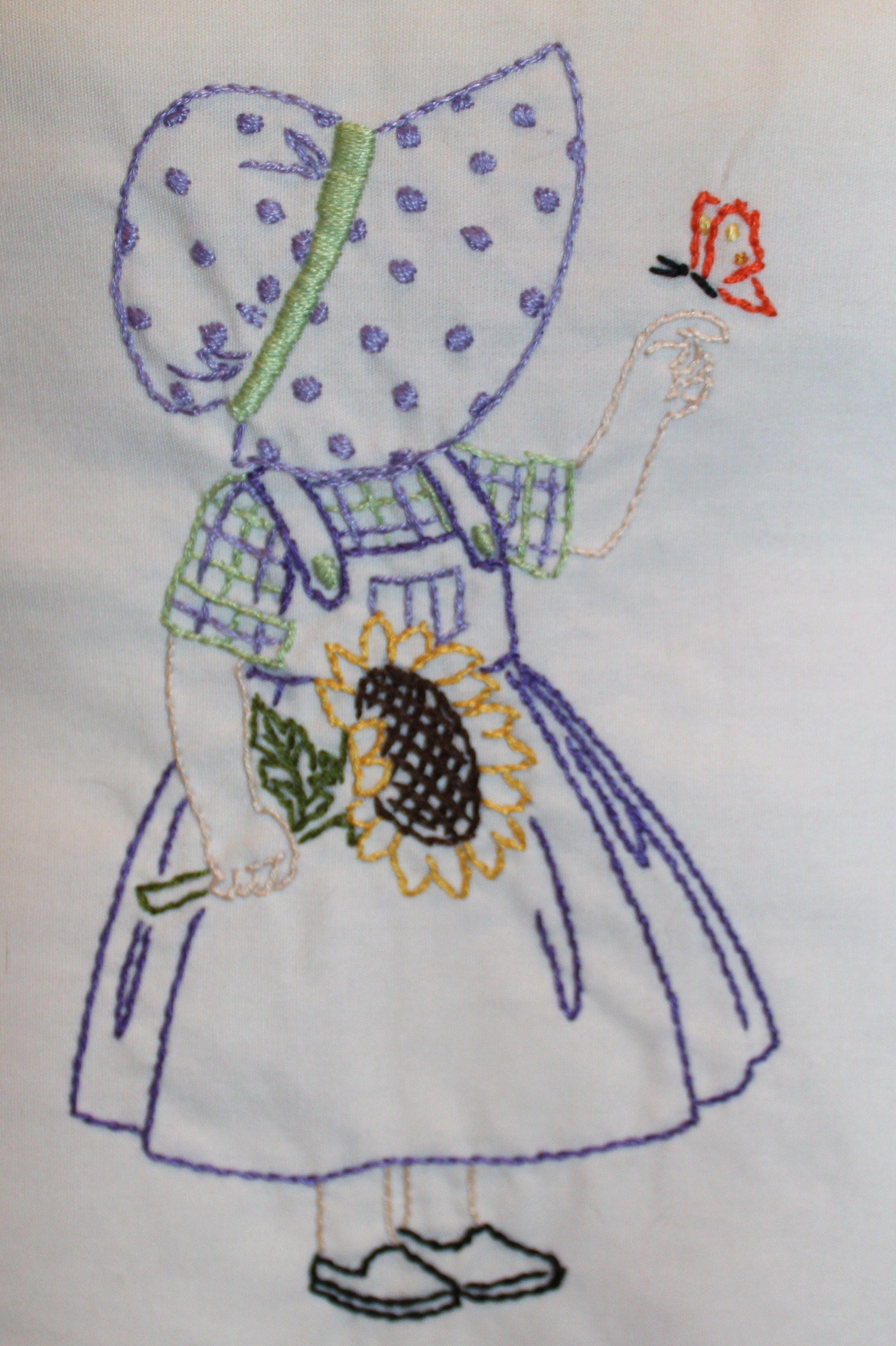 muñeca … | bordados | Pinte…