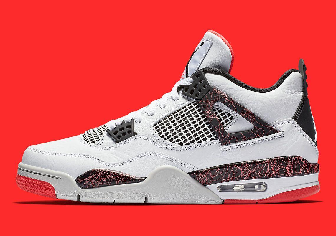 Where To Buy The Air Jordan 4 Hot Lava