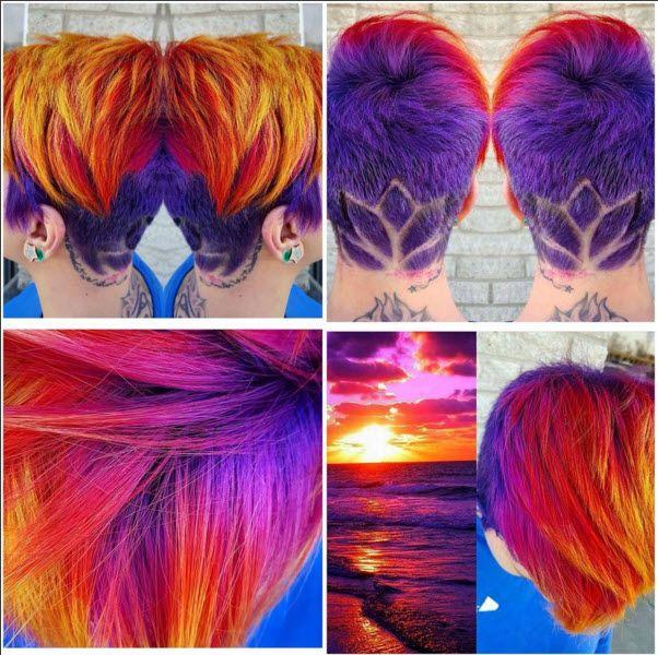 39+ Short sunset hair ideas in 2021