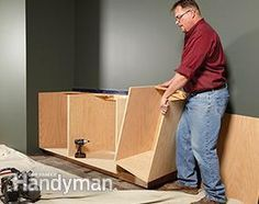 Face Frame Cabinet Building Tips | stuff I like | Pinterest | Small ...