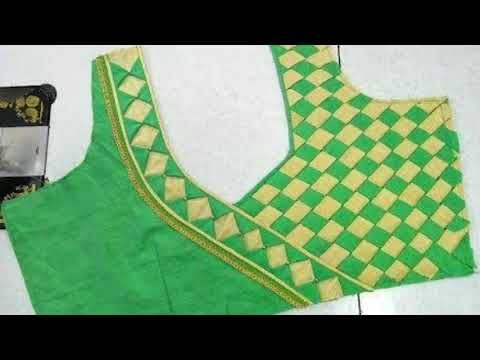 New blouse design 2020/latest blouse design/ blouse design 2020/ blouse back neck design 2020