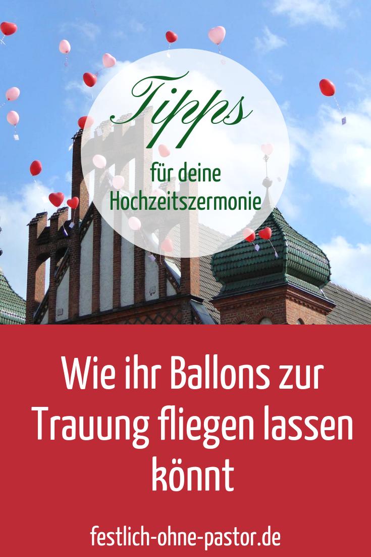 Ballons Bei Der Freien Trauung Fliegen Lassen Trauung Ballons Hochzeit Hochzeit Vorbereitung