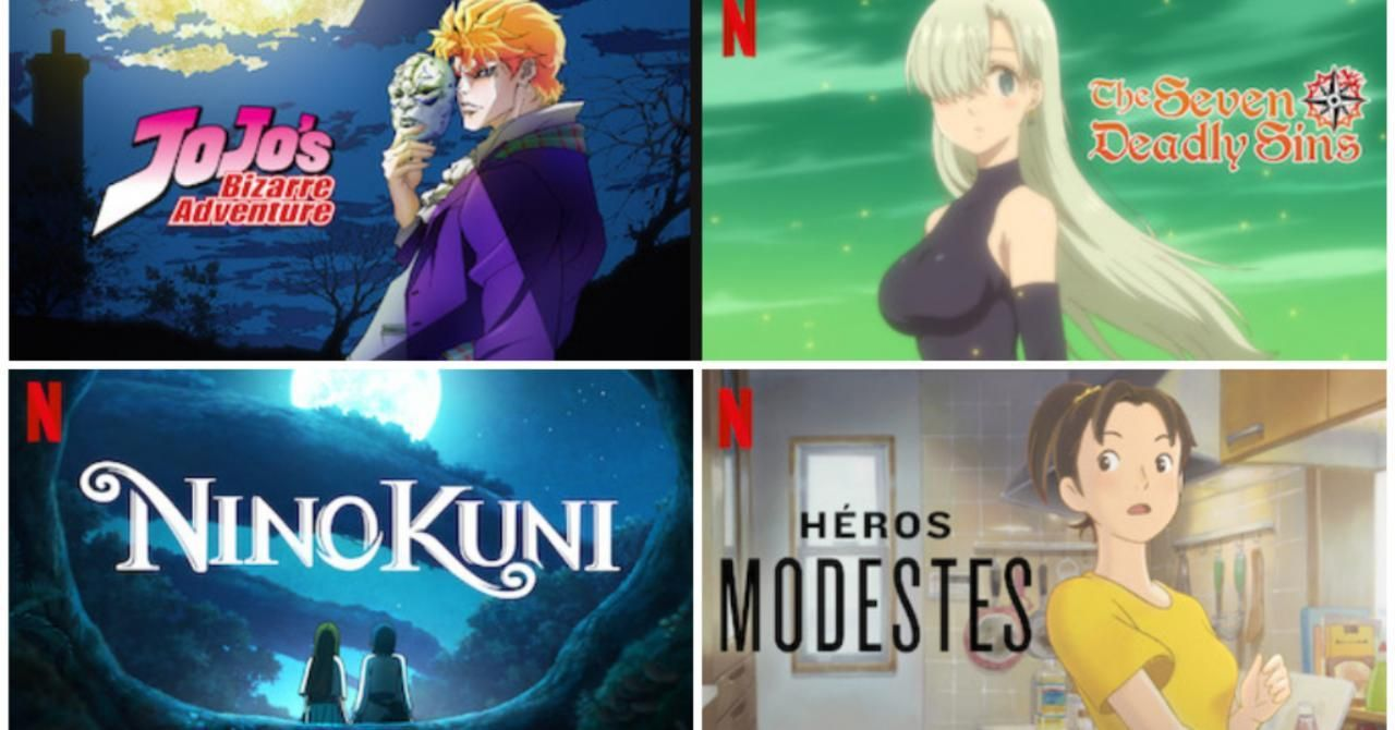 Pourquoi l'animation japonaise marche autant sur Netflix