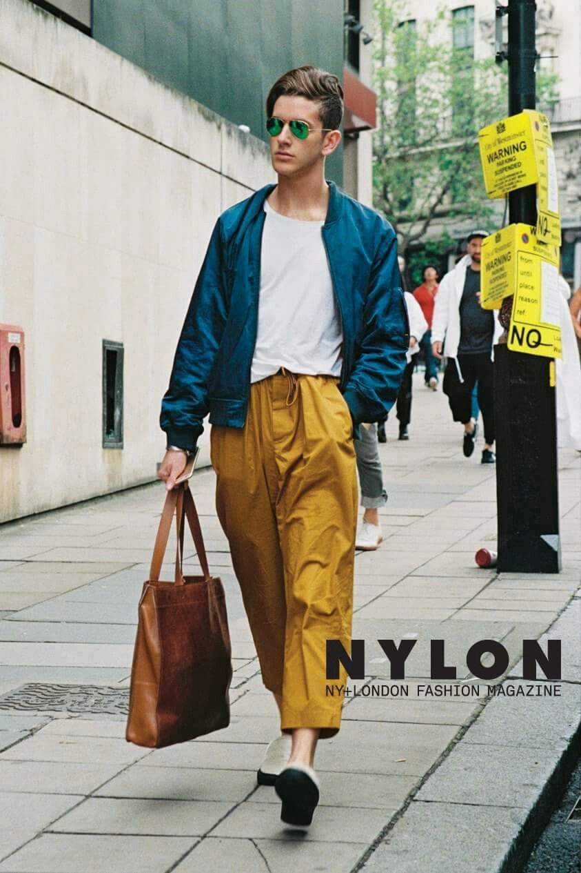 1cf86f7faacb Nylon magazine Street Style Boy, Mens Fashion, Fashion Outfits, Men Looks,  Men