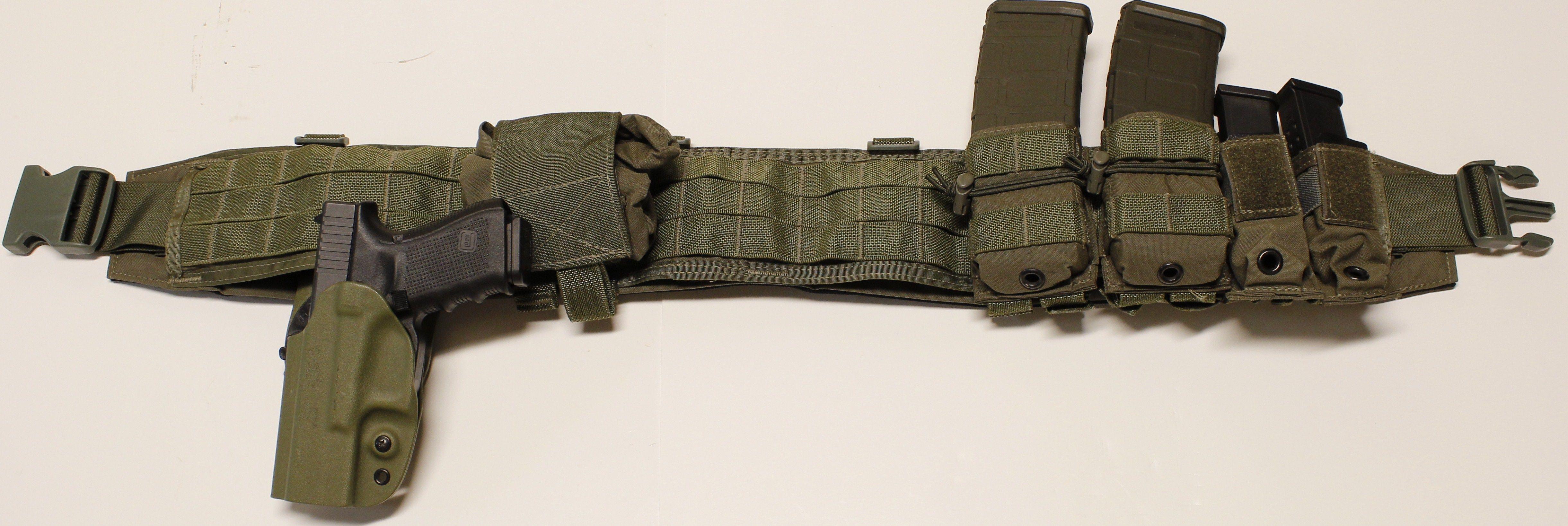 War Belts Battle Belt Tactical Gear Tactical Pouches