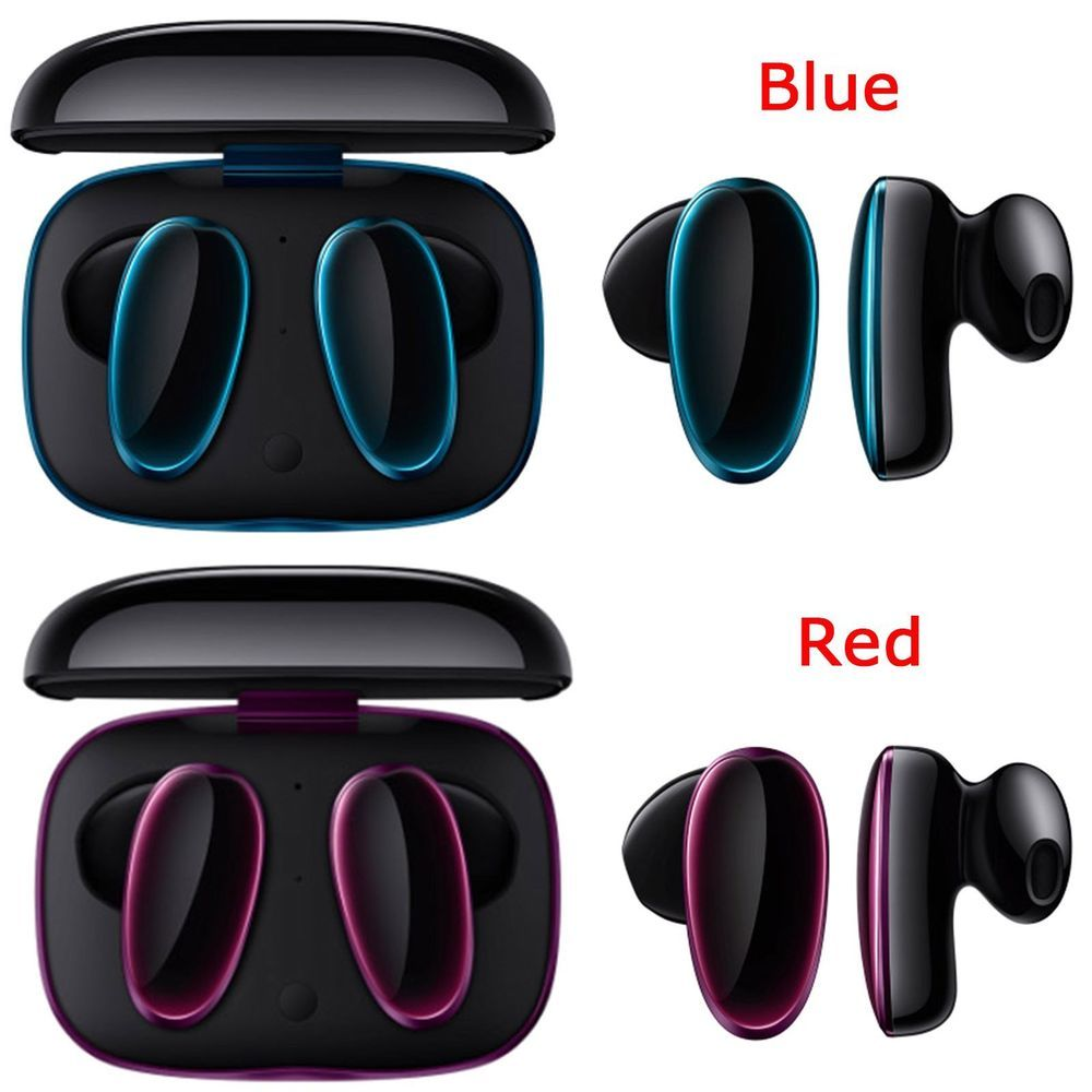 Oppo O Free True Wireless Bluetooth Headsets 3d In Ear Earbuds Earphone Touch Audifonos