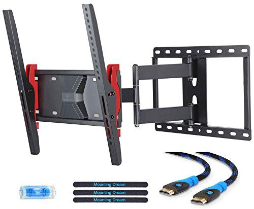 Mounting Dream Md2722 Tv Wall Mount Bracket For Most Of 2655 Inch