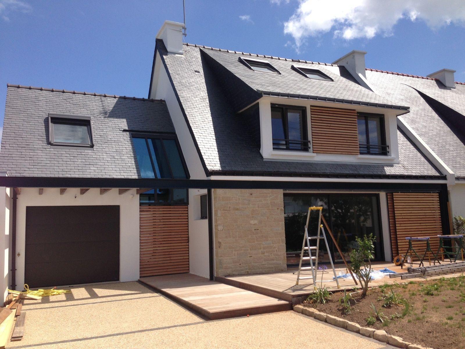 Agrandissement Maison Néo Bretonne image result for extension maison néo-bretonne | maison
