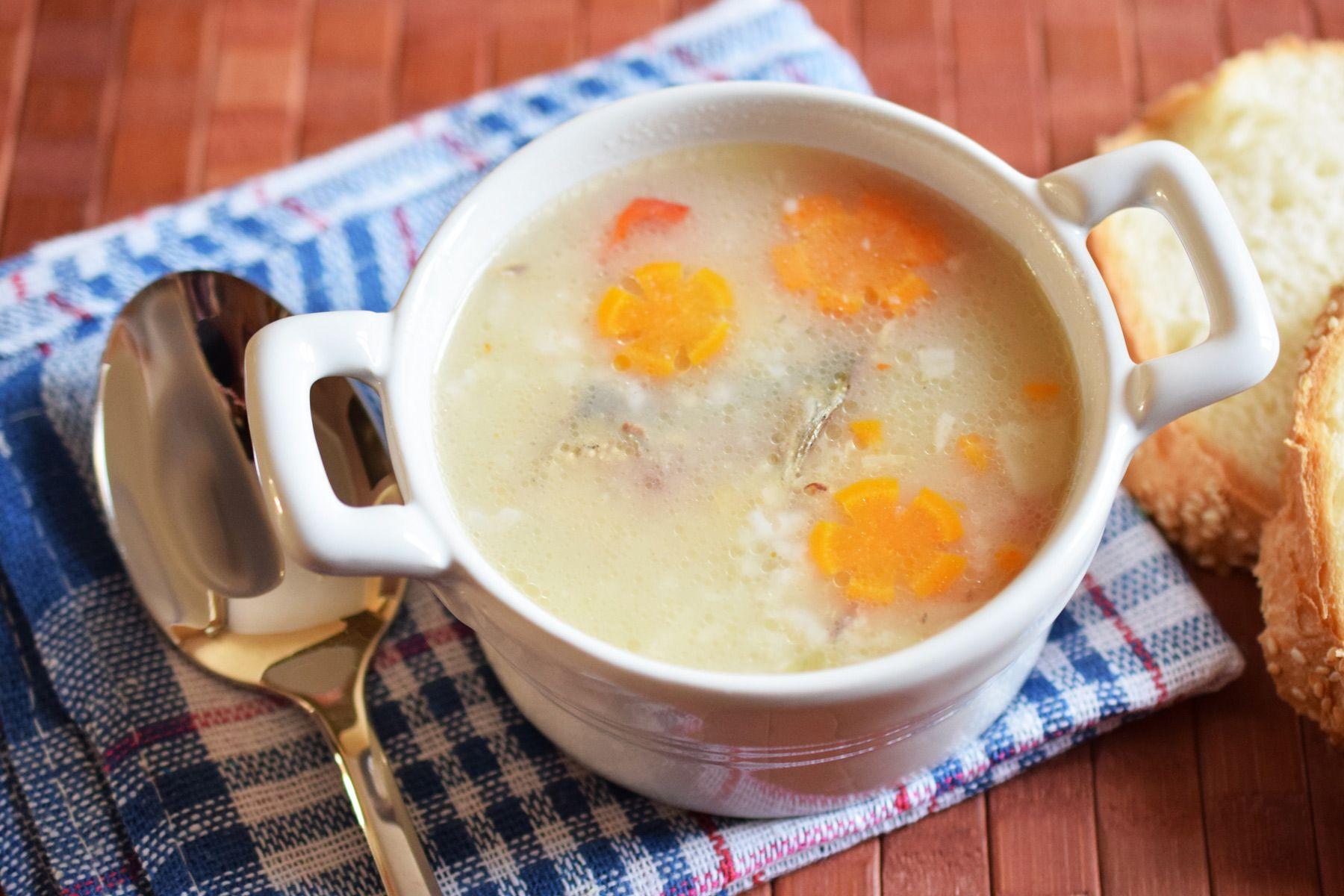 Schonkost-Reissuppe - Rezept | kochenOHNE | Rezept in 2021