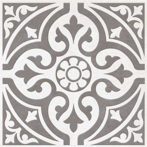BCT Tiles - 9 Devonstone Grey Feature Floor Tiles - 331x331mm - BCT11064 at Victorian Plumbing UK