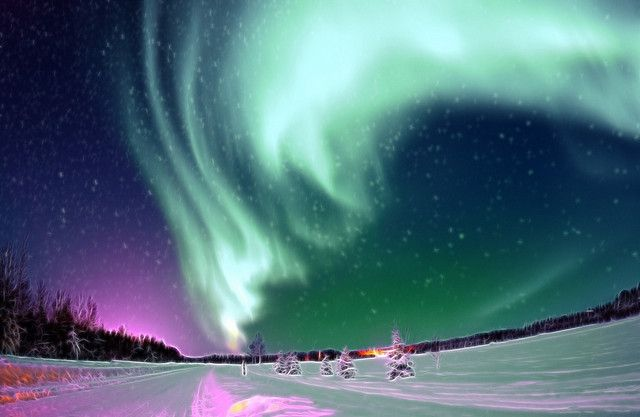 Northern Lights Tours & Trips   Peregrine Adventures AU