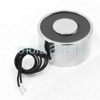 38.82$  Buy here - https://alitems.com/g/1e8d114494b01f4c715516525dc3e8/?i=5&ulp=https%3A%2F%2Fwww.aliexpress.com%2Fitem%2F50Kg-110Lb-Force-Lifting-Magnet-Electromagnet-Solenoid-Lift-Holding-50mm-DC24V%2F32708887033.html - 50Kg/110Lb Force Lifting Magnet Electromagnet Solenoid Lift Holding 50mm DC24V