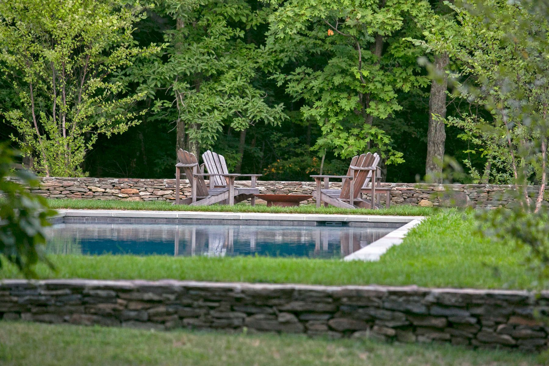 Hudson Valley Residence Swimming Pool Design In Westchester Ny R Design Land Architects In New York And Colorad Swimming Pool Designs Landscape Rhinebeck