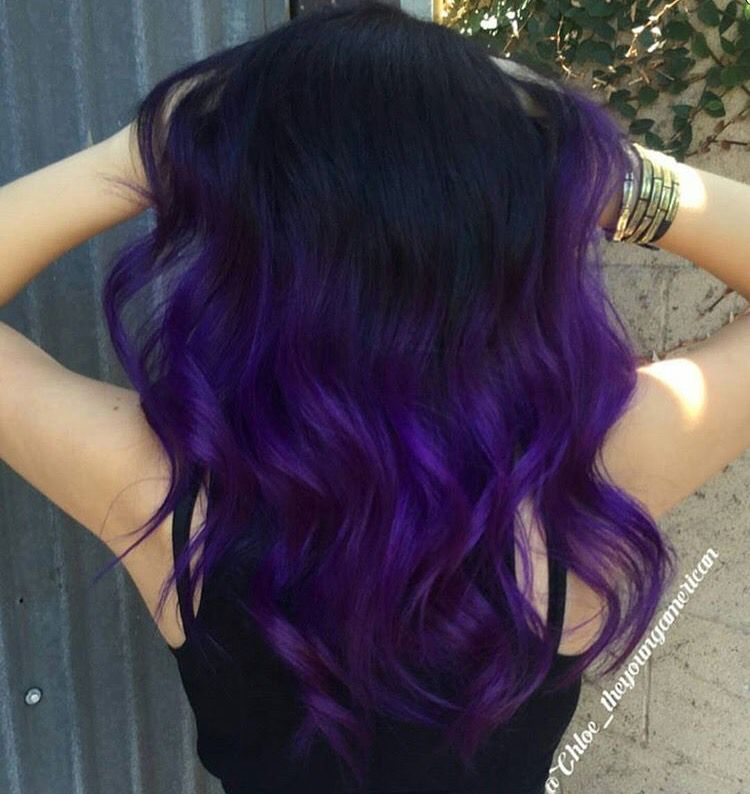 50 Cool Ideas Of Lavender Ombre Hair And Purple Ombre Purple Ombre Hair Lavender Hair Ombre Summer Hair Color