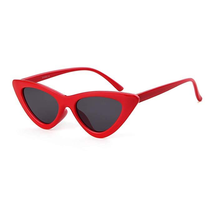 Amazon Com Clout Goggles Cat Eye Sunglasses Vintage Mod Style Retro Kurt Cobain Sunglasses Transparent Cat Eye Sunglasses Cat Eye Frame Sunglasses Sunglasses