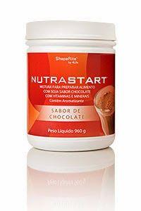 Nutrastart de Chocolate, grande fonte de proteinas e fibra - Blog do TriClick - Tudo em 3 Clicks