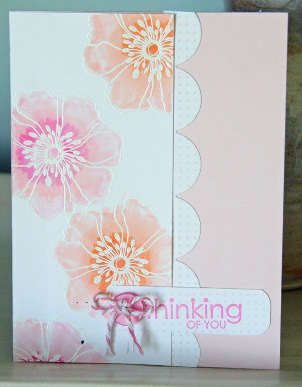 not loving the bow, but floral duet is an amazing set. www.amusestudiostamps.com
