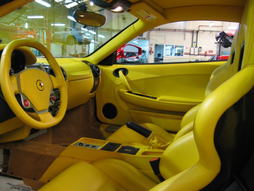 2005 Ferrari F430 F1 Chasis 142949 3 With Images Ferrari