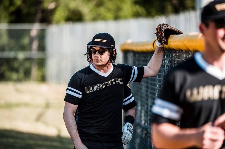 Jack White X Warstic Woodmen V Ticket Timbers Reverchon Baseball Field In Dallas Jack White The White Stripes Jason Castro
