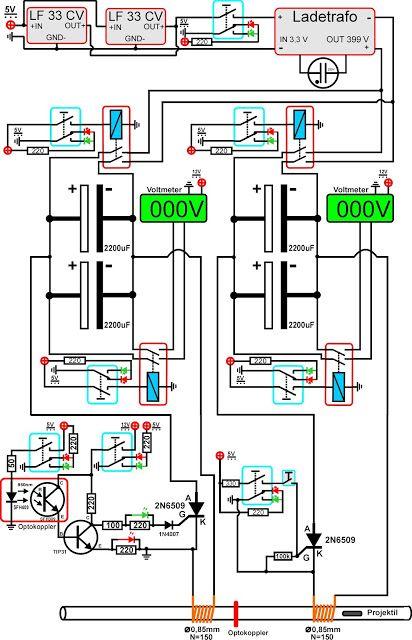Do it yourself gadgets coilgun experimental wiki electric gun do it yourself gadgets coilgun experimental wiki solutioingenieria Images