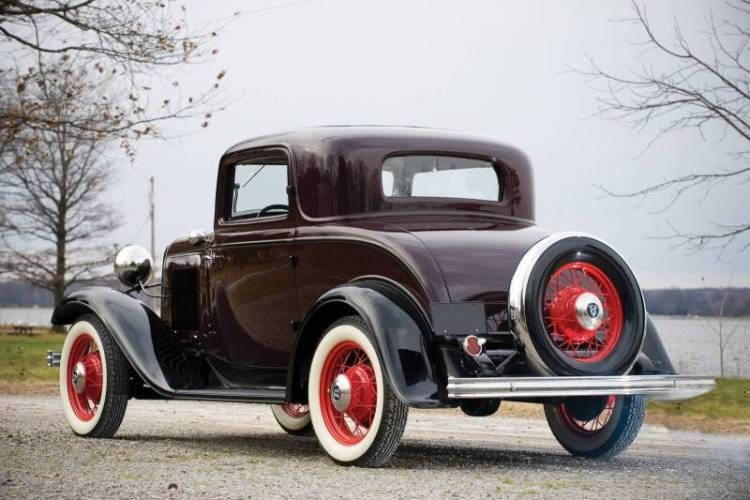 1932 Ford Coupe Ford Models Ford Car Ford