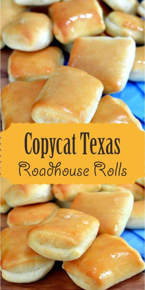 Copycat Texas Roadhouse Rolls – Best easy cooking