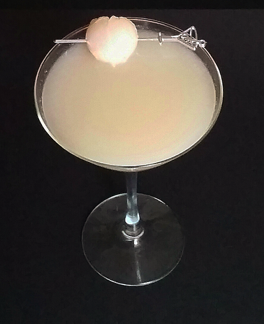 The Recipe; To Be Or Not To Be: Lychee Martini annefretz.blogspot.com  Sunsets and Cocktails