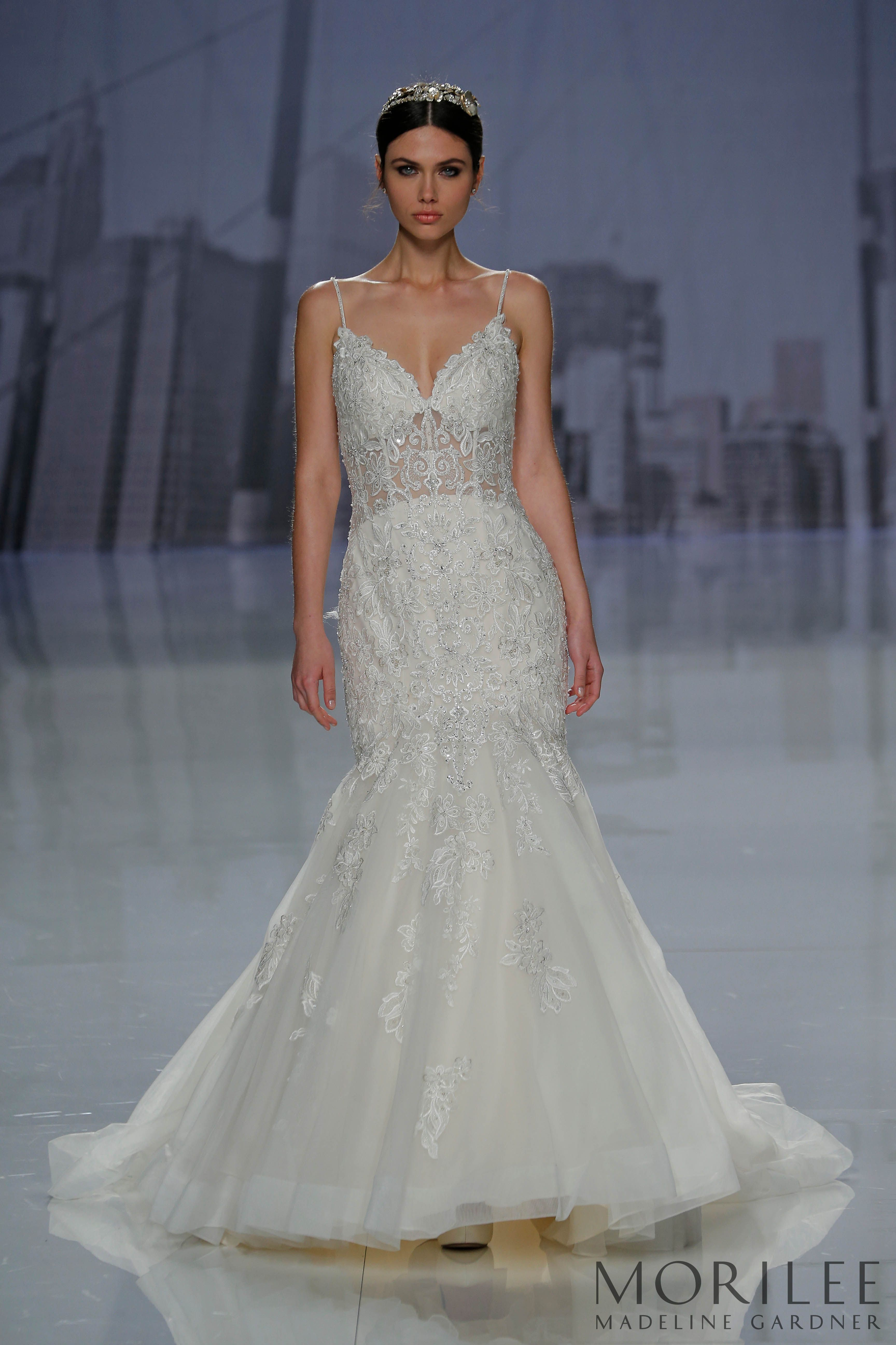 Morilee Madeline Gardner, Mihaiia Wedding Dress. Crystal