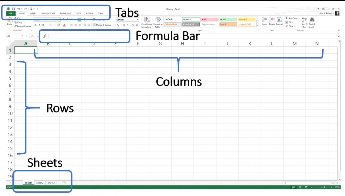 How To Learn Spreadsheets For Free